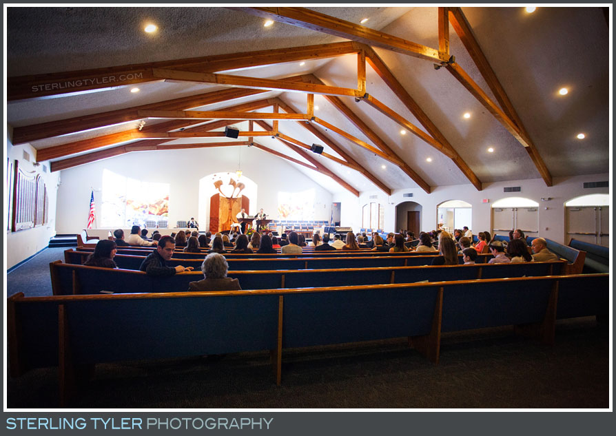 The Temple Adat Elohim Bar Mitzvah Service Photos