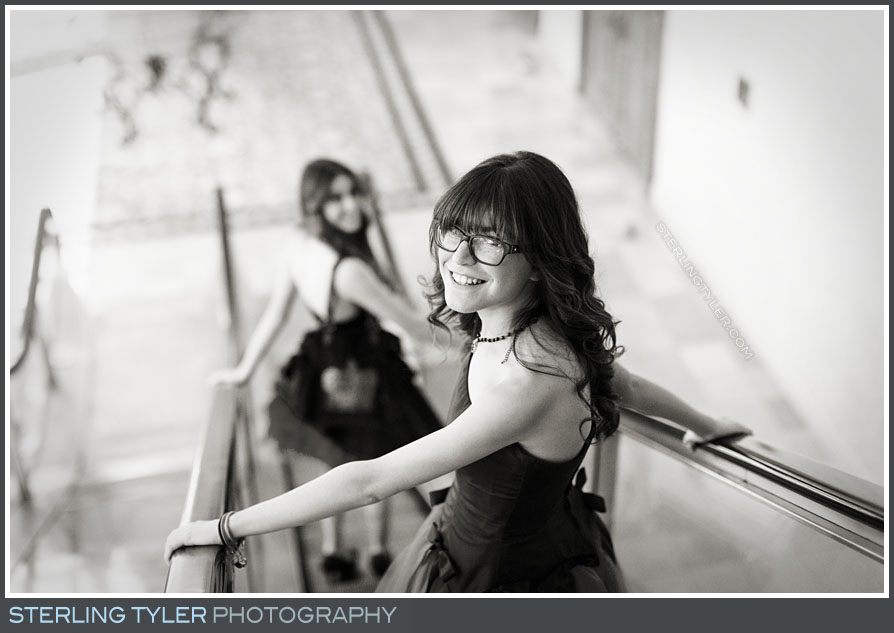 The Universal Sheraton Bat Mitzvah Portrait Photography