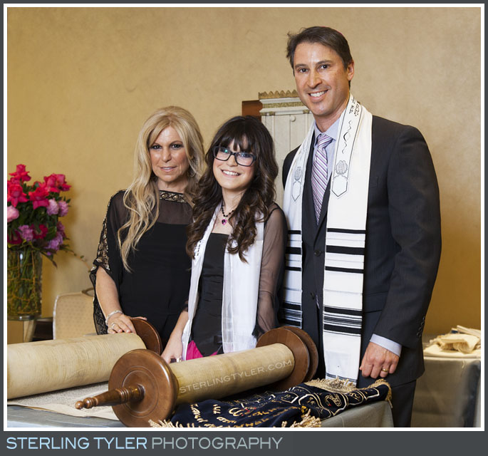The Universal Sheraton Bat Mitzvah Religous Portrait Photography
