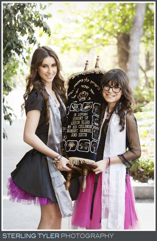 The Universal Sheraton Bat Mitzvah Religous Portrait Photo