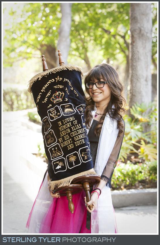 The Universal Sheraton Bat Mitzvah Portrait Photography