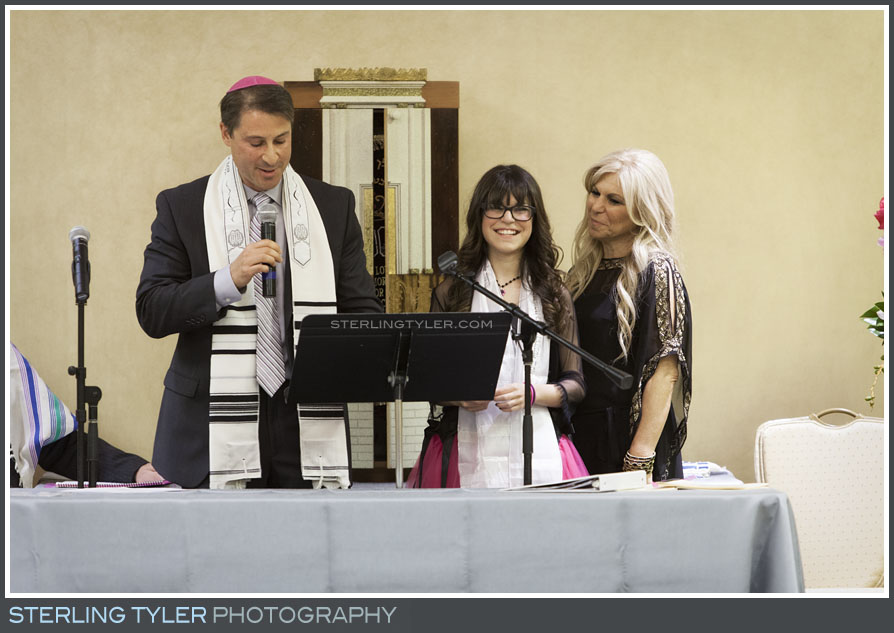 The Universal Sheraton Bat Mitzvah Ceremony Photography