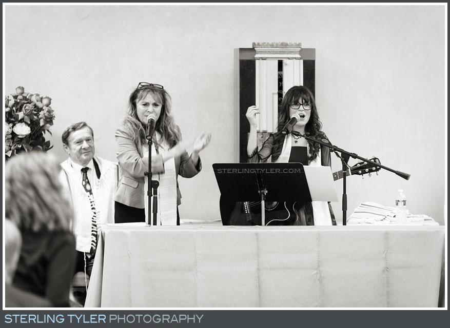 The Universal Sheraton Bat Mitzvah Ceremony Photography