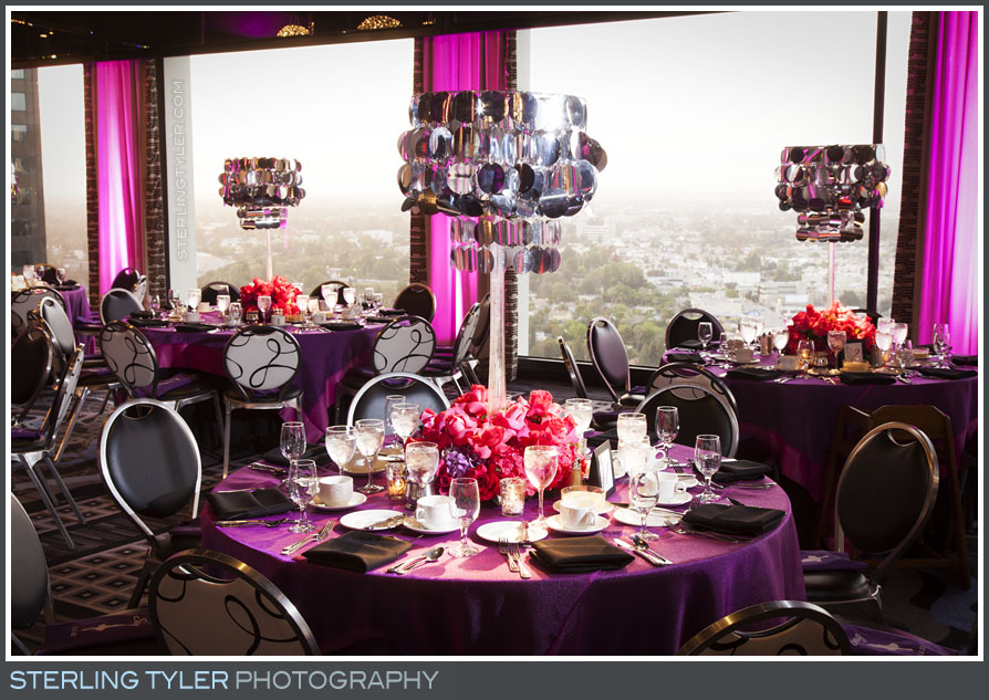 The Universal Sheraton Bat Mitzvah Reception Photos