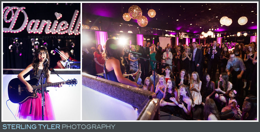 The Universal Sheraton Bat Mitzvah Reception Photo