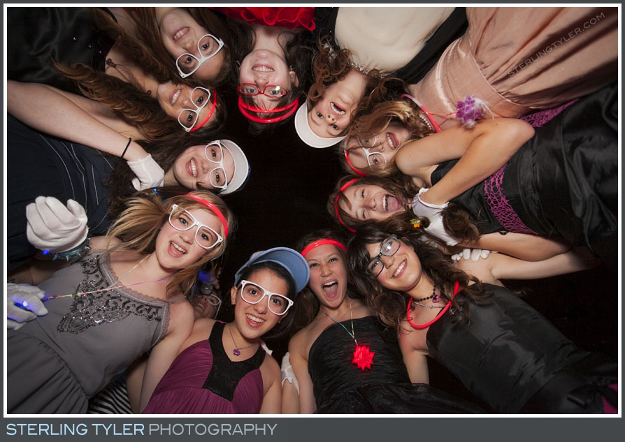 The Universal Sheraton Bat Mitzvah Reception Portrait Photography