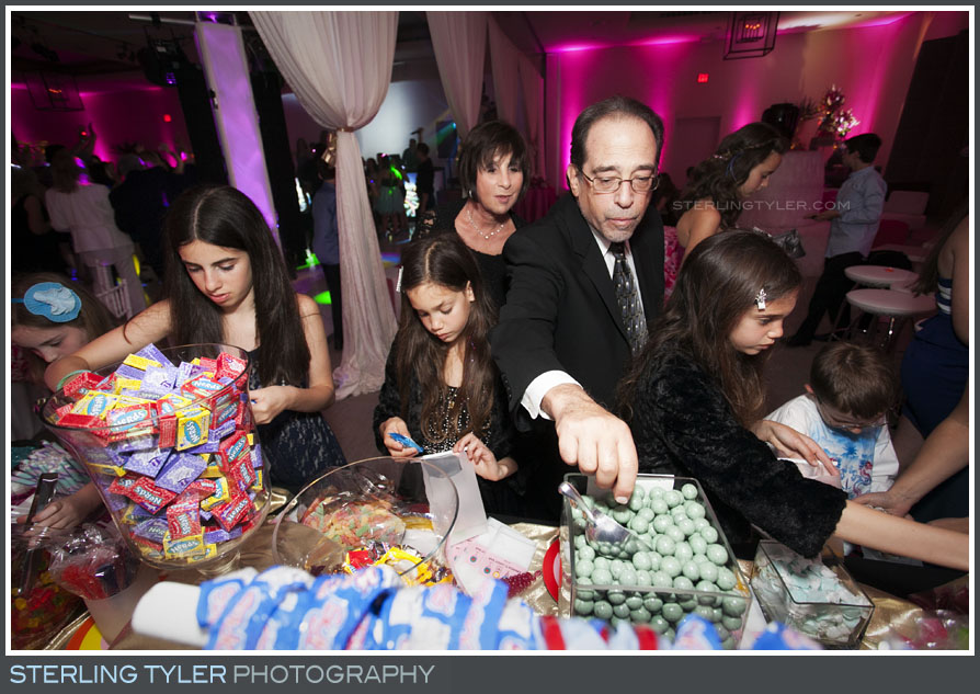 The Luxe Bat Mitzvah Reception Photos