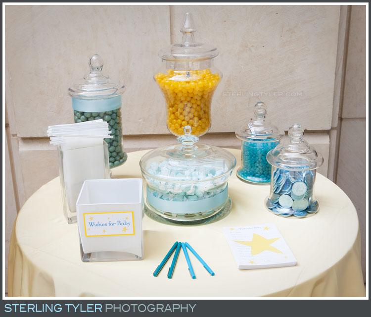 The Peninsula Hotel Baby Shower Photography