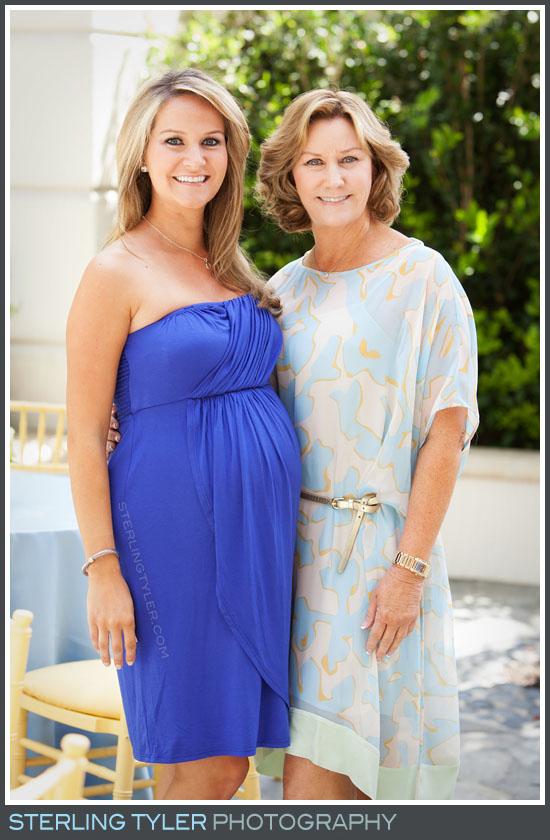 The Peninsula Hotel Baby Shower Beverly Hills Portrait Photo