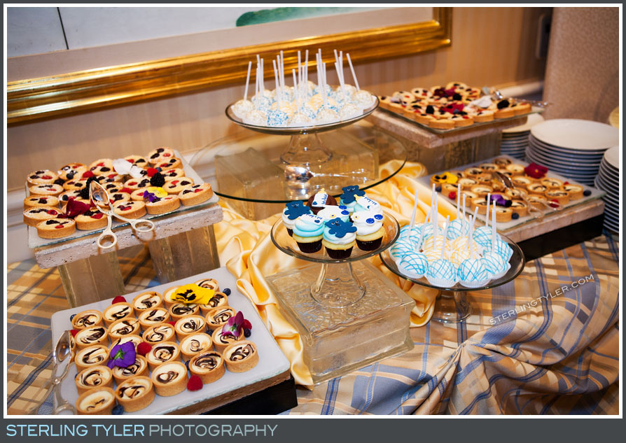 The Peninsula Hotel Baby Shower Photography