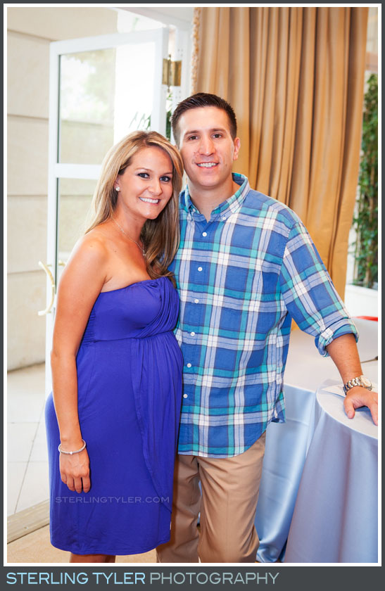The Peninsula Hotel Baby Shower Portrait Photography