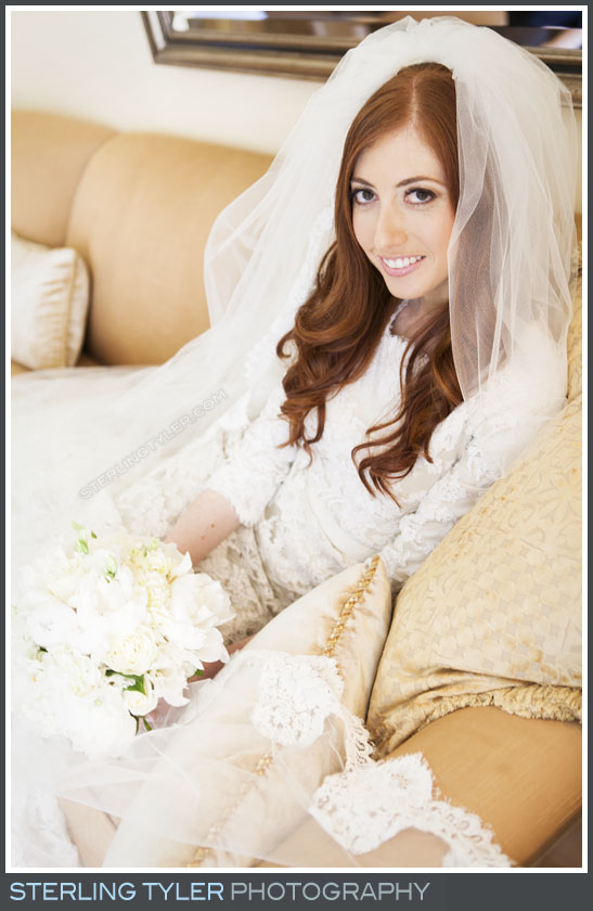 bride portrait montage beverly hills