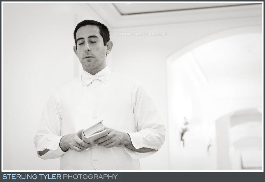 groom praying torah portrait montage beverly hills