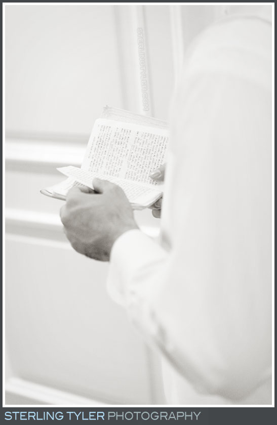 groom praying torah portrait detail montage beverly hills