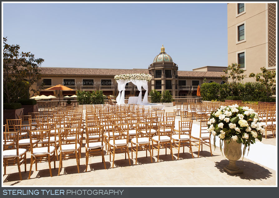 montage beverly hills service detail wedding