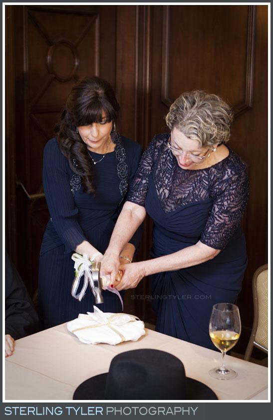 The Montage Beverly Hills Wedding Service Photos