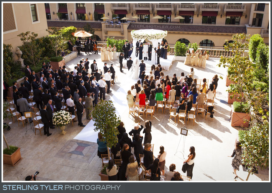 wedding service montage beverly hills