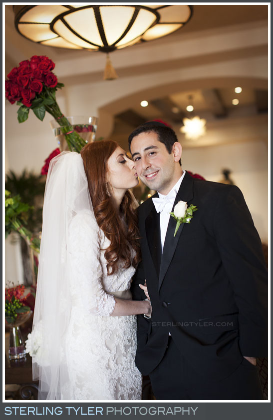 bride groom wedding portrait montage beverly hills