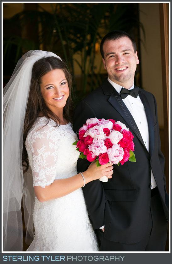 The Taglyan Cultural Complex Wedding Portrait Photography