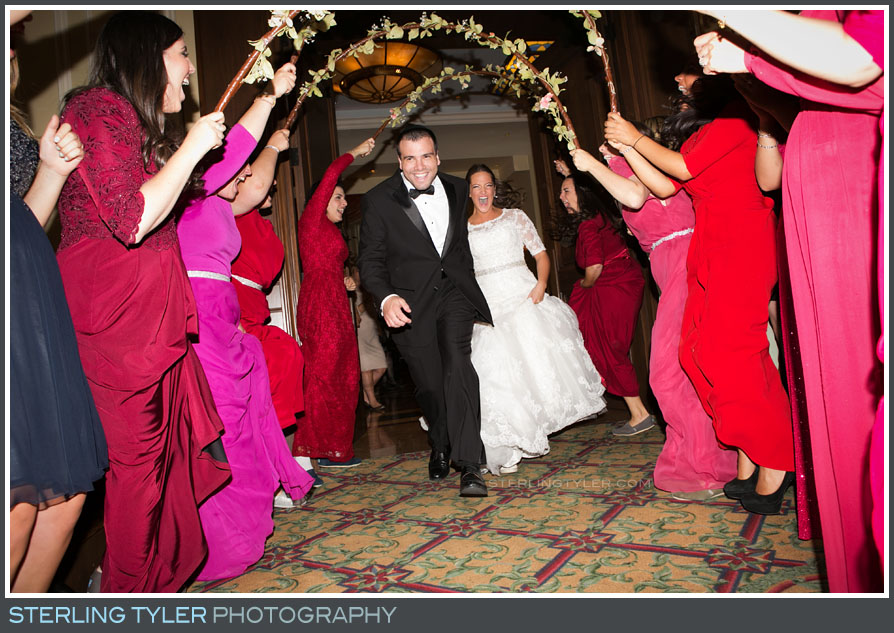 The Taglyan Cultural Complex Wedding Reception Photography