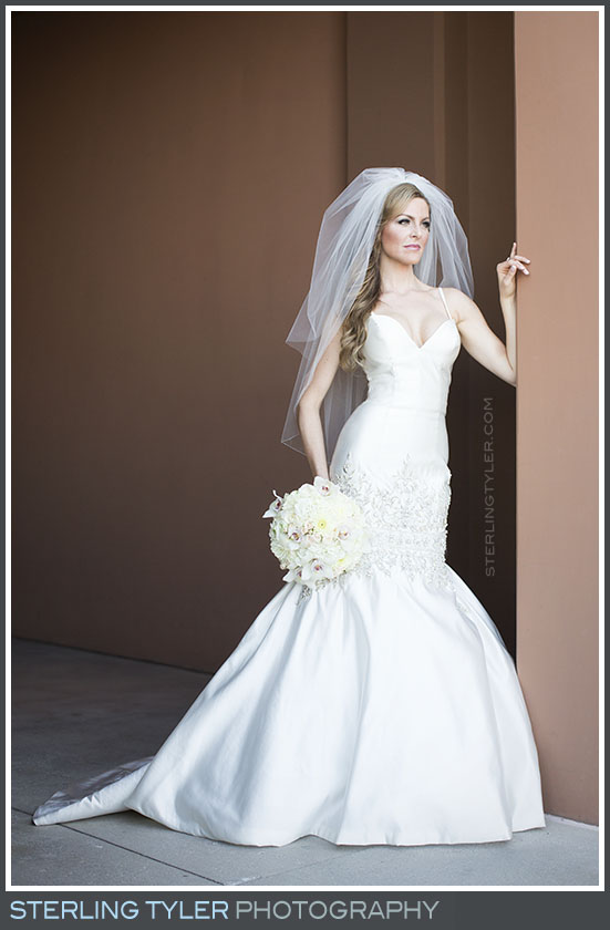 The Westin Lake Las Vegas Wedding Portrait Photos