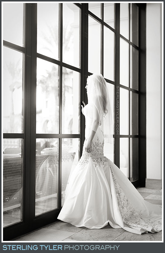 The Westin Lake Las Vegas Wedding Portrait Photos
