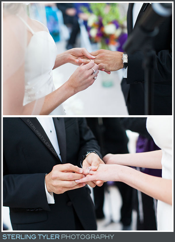 The Westin Lake Las Vegas Wedding Ceremony Photo