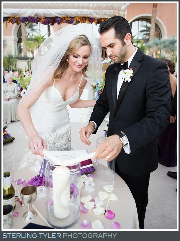 The Westin Lake Las Vegas Wedding Ceremony Photography