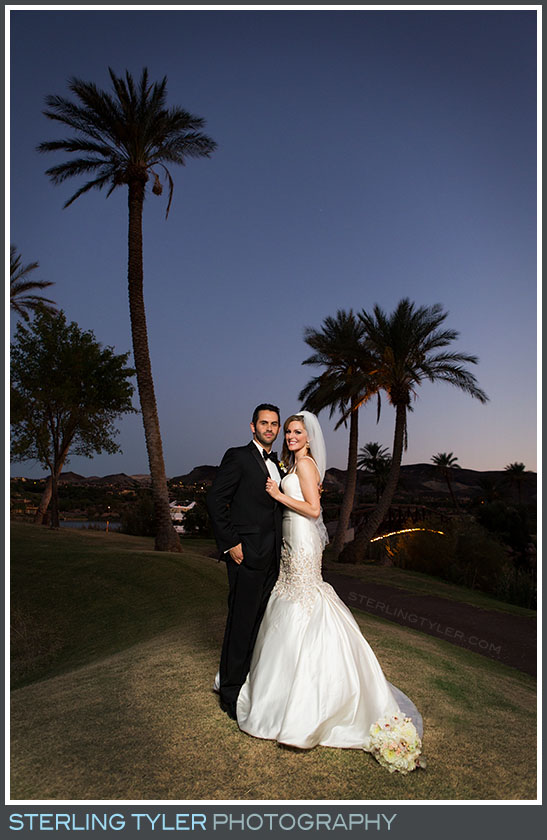 The Westin Lake Las Vegas Wedding Portraits Photography
