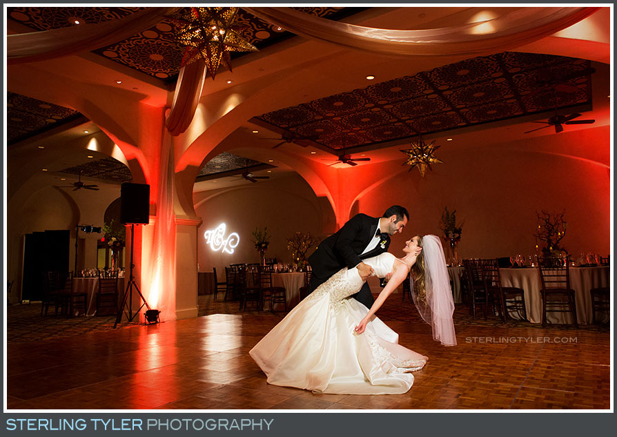 The Westin Lake Las Vegas Wedding Reception Portraits Photos