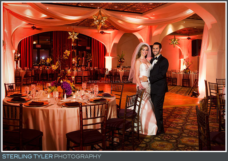 The Westin Lake Las Vegas Wedding Reception Portraits Photography