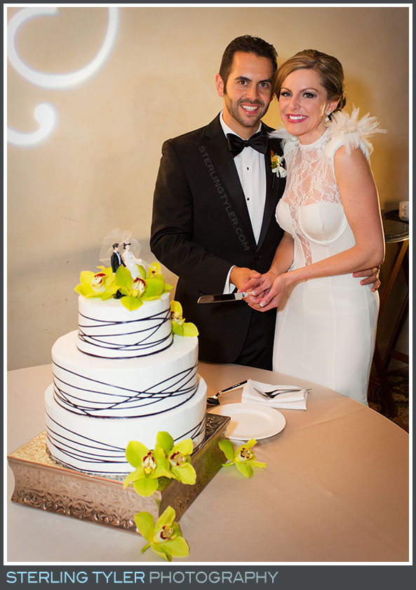 The Westin Lake Las Vegas Wedding Reception Photos