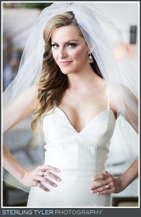The Westin Lake Las Vegas Wedding Bride Portrait Photography