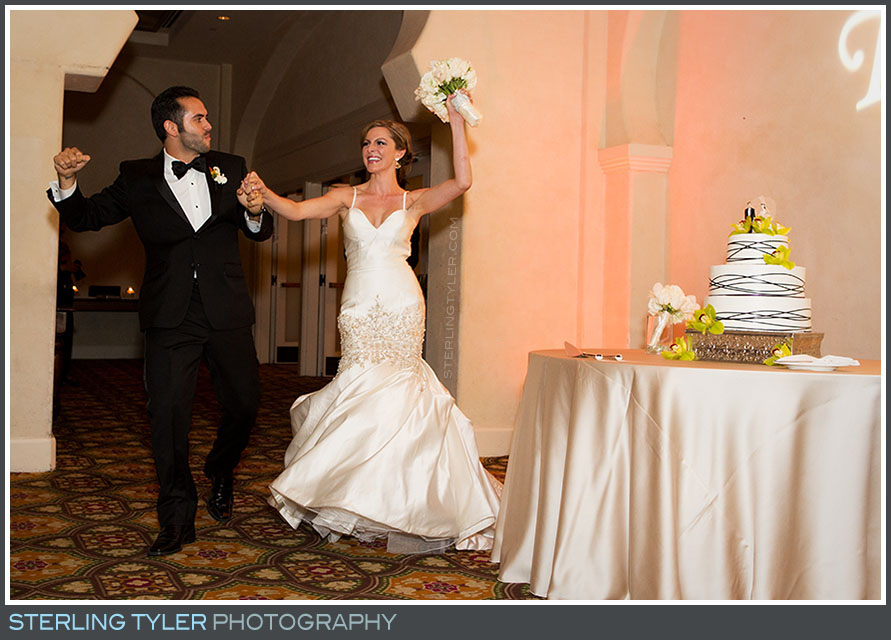 The Westin Lake Las Vegas Wedding Reception Photography