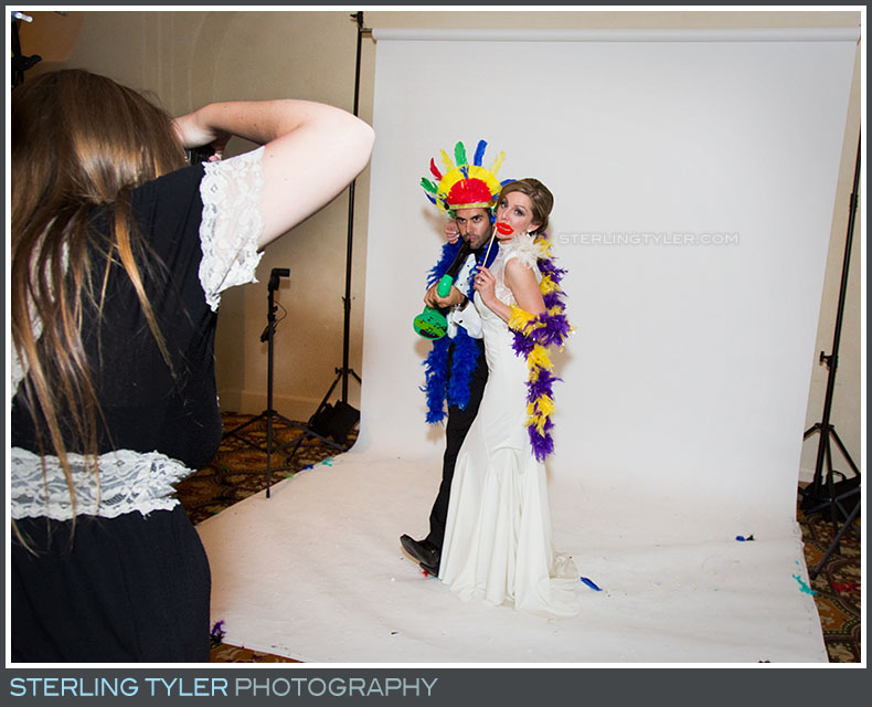 The Westin Lake Las Vegas Wedding Party Photo Studio Photography