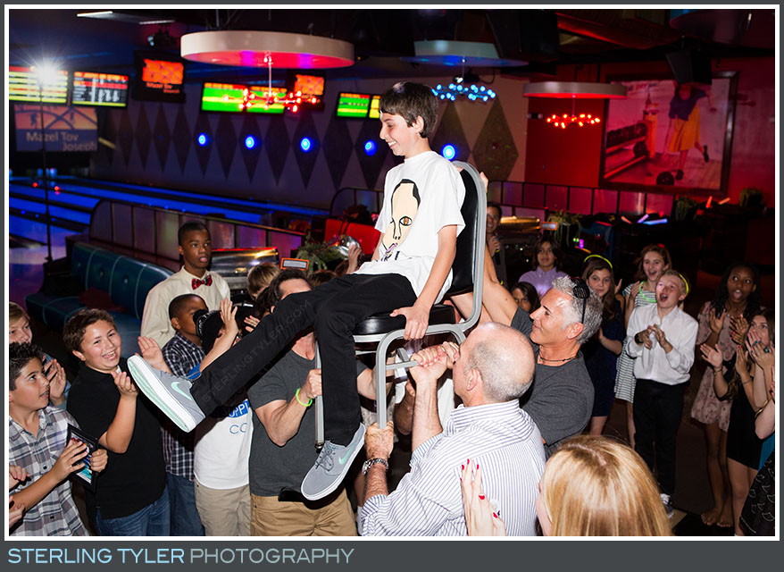 The Jillians Bar Mitzvah Reception Photography