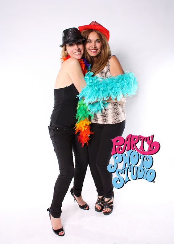 The Jillians Bar Mitzvah Reception Party Photo Studio Photo
